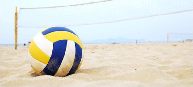 Beach KOMOK Volley Toernooi